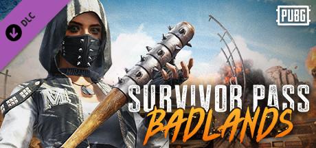 PUBG生存通行證5:廢土 Survivor Pass: Badlands / 升級券