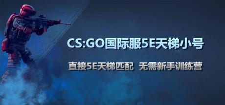 CSGO 國服&國際服5E天梯號(過新手訓練營)
