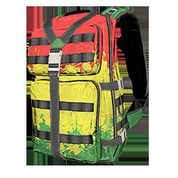Skin: Rasta Backpack