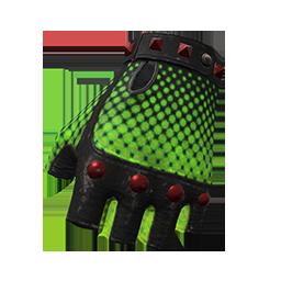 Skin: Toxic Gloves
