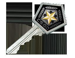 伽玛 2 号武器箱钥匙