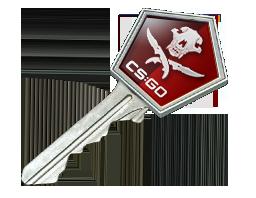 弯曲猎手武器箱钥匙