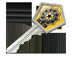 幻彩 3 号武器箱钥匙