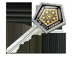 幻彩武器箱钥匙
