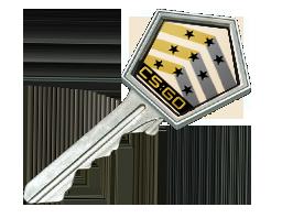 暗影武器箱钥匙