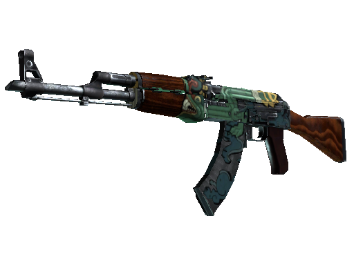AK-47(StatTrak™) | 火蛇