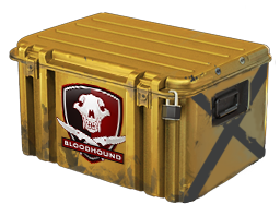 弯曲猎手武器箱