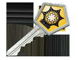 幻彩 2 号武器箱钥匙