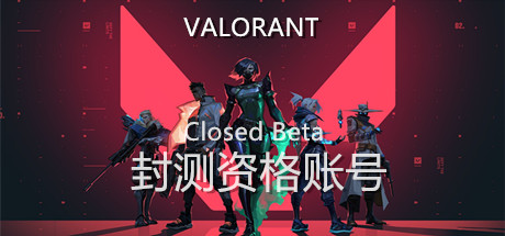 VALORANT国际服封测资格账号(Riot Game拳头FPS射击游戏)